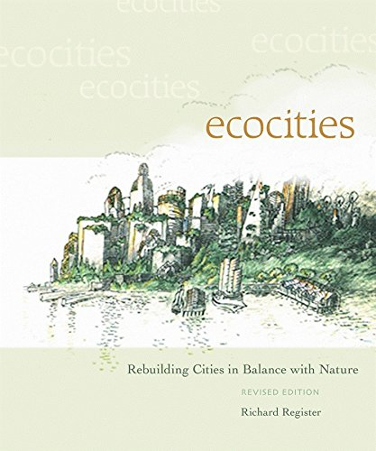 Magnum Green Halls - EcoCities: Rebuilding Cities in Balance with Nature
