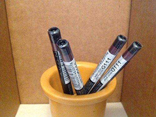 Avon Glimmersticks Diamonds Eye Liner Sugar Plum LOT 4 Pencils