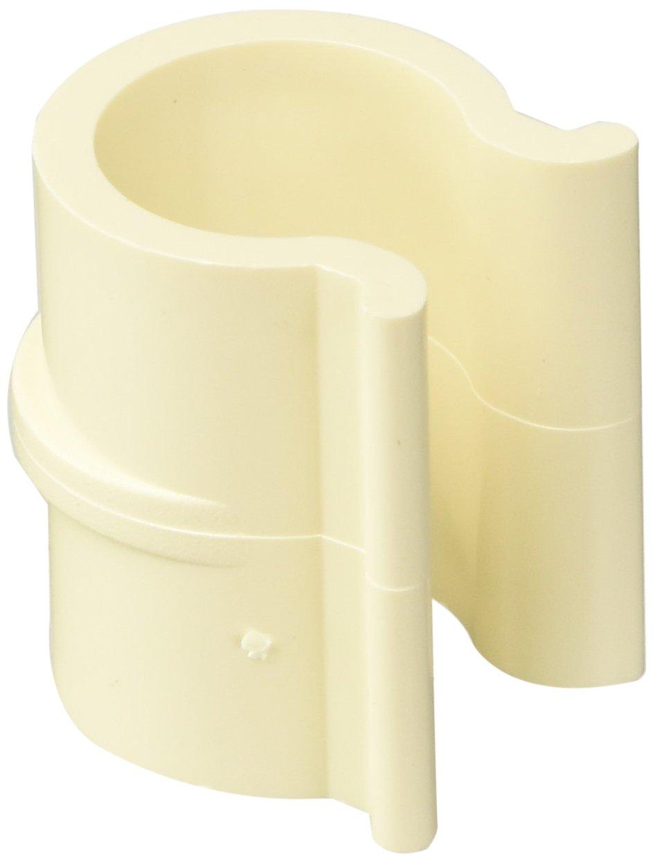 blanco MANIVER arc105/Clips de platstica fermatelo para invernaderos, 20/mm, 10/unidades