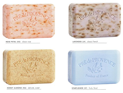 MIXED SCENTS: Case of 12 bars Pre de Provence 250g - Customize with your Choice of Scents by Pre de Provence (Image #4)