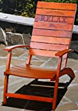 Tommy Bahama Folding Adirondack Chair