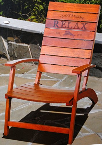RIO Gear Tommy Bahama Folding Adirondack Chair -