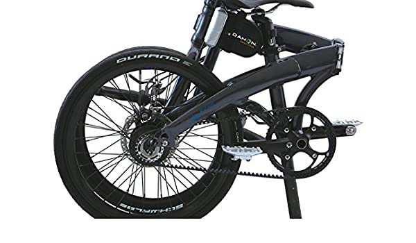 Dahon Mu Rohloff-Bicicleta plegable, color azul: Amazon.es: Deportes y aire libre