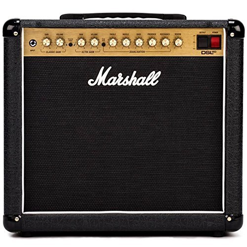 Marshall Amps M-DSL20CR-U Guitar Combo Amplifier by Marshall Amps