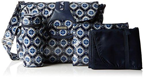 Kalencom Elite - Bolso para carrito de bebés, color azul