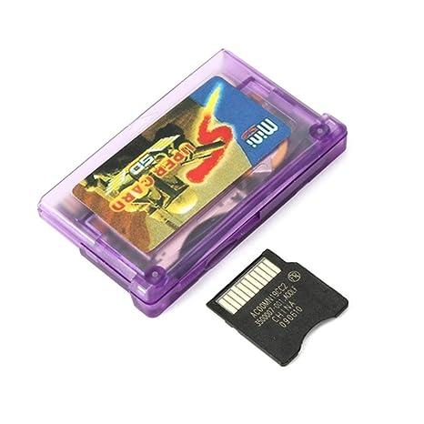 Amazon.com: Yongse - Tarjeta de memoria SD para GBM GBASP ...