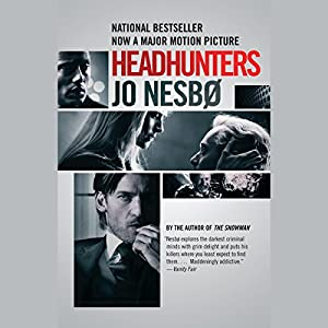 Headhunters Audiobook