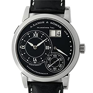 A. Lange & Sohne Lange 1 mechanical-hand-wind mens Watch 115.029 (Certified Pre-owned)