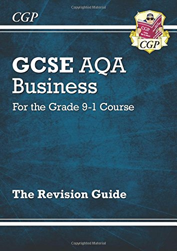 Price comparison product image New GCSE Business AQA Revision Guide - For the Grade 9-1 Course