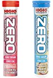 High 5 Electrolyte Sports Drink Tube BOGOF 20 tabs of Berry and 20 tabs of Tropical