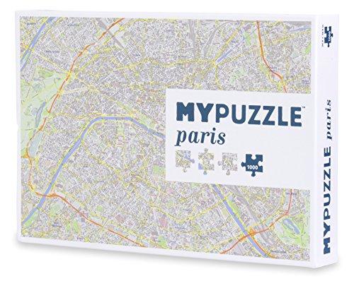MyPuzzle Paris jigsaw puzzle Geotoys product image