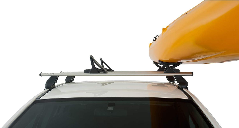 Rhino Rack Nautic 580 Kayak Carrier Side Loading