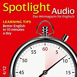 Spotlight Audio - Better English in 10 minutes a day. 4/2012