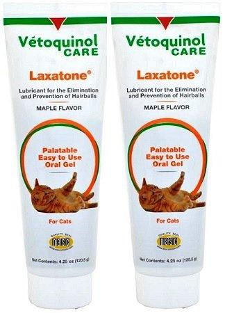 Vetoquinol Laxatone Maple 4.2 oz 2 Pack