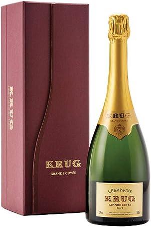 Krug Grande Cuvée Champagne Non Vintage, 75 c