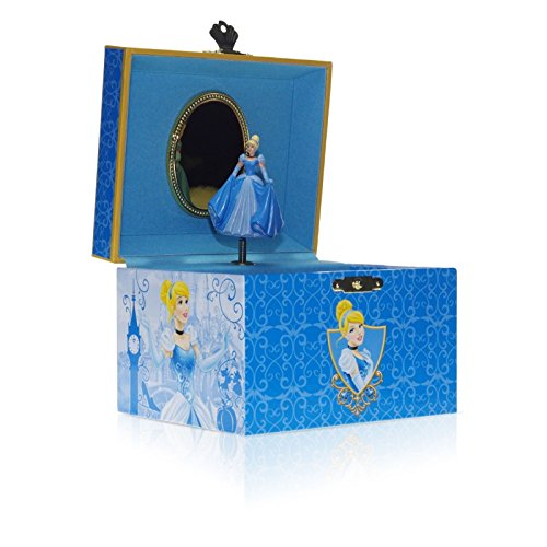 Disney Parks Cinderella Musical Jewelry Box So This is Love ()