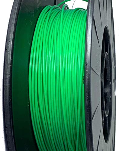 Tråd3D 1.75mm PLA 3D Printer Filament (Green) for Ender-3 V-Slot Prusa i3 3D Printer, 220X220X250 mm