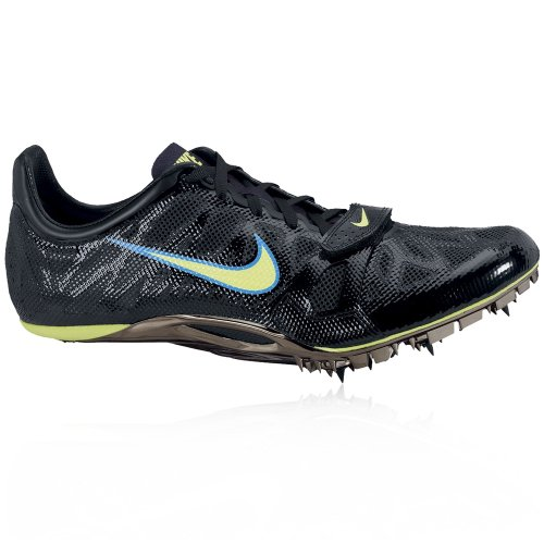 Nike Air Zoom Superfly R3 Sprint Running Spikes - 9 - Nero