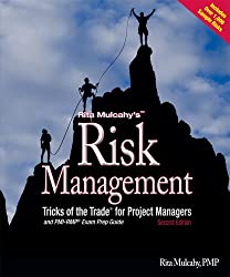 Amazon rita mulcahy books biography blog audiobooks kindle risk management tricks of the trade for project managers pmi rmp exam prep guide fandeluxe Images