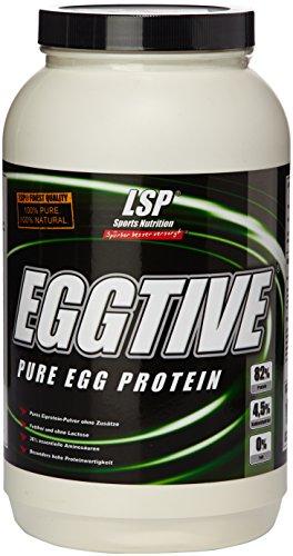 LSP Eggtive (Ei Protein) Neutral, 1er Pack (1 x 1 kg)