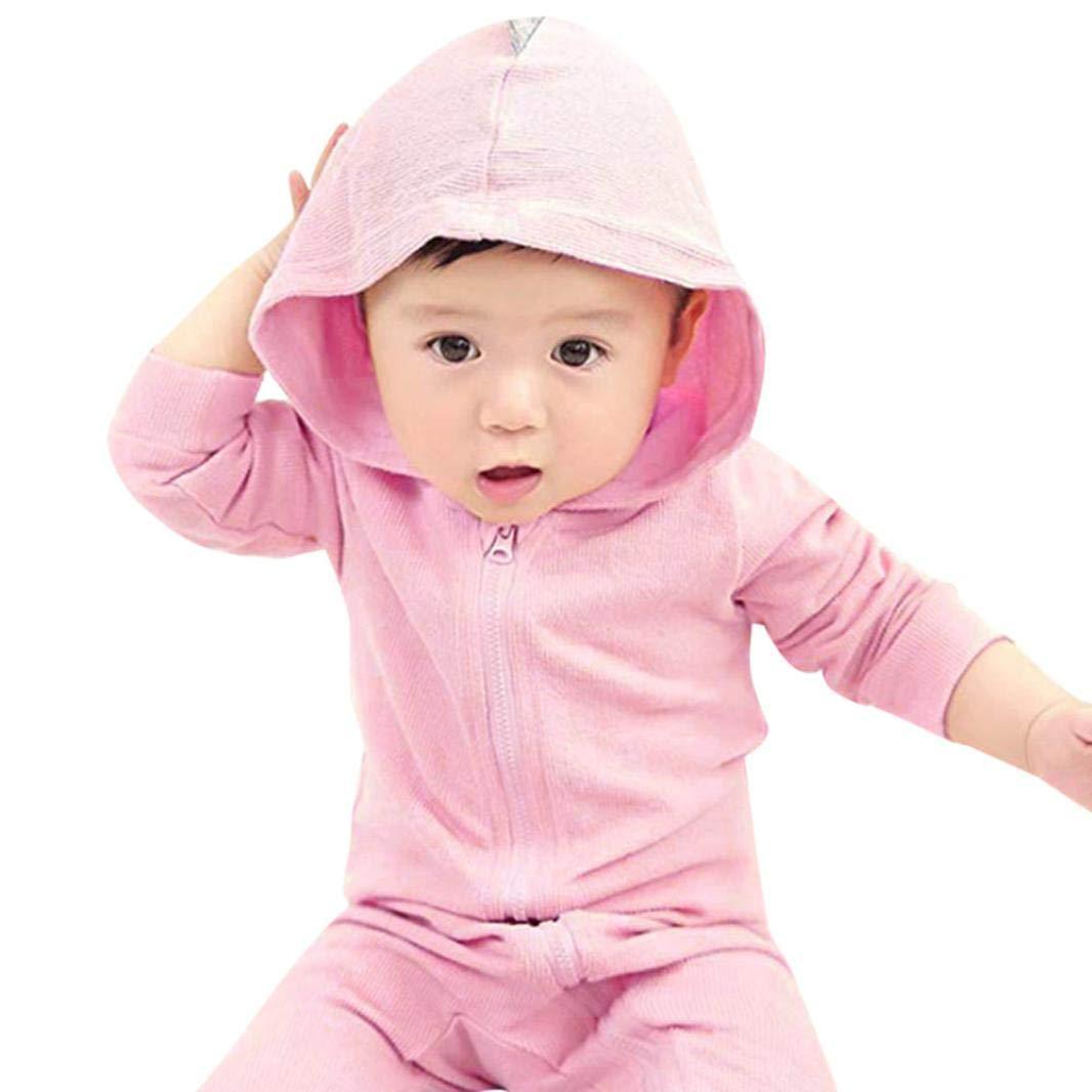Vestiti Per Neonati Abbigliamento Neonato Inverno Autunno Tute Bimbo 6-9 12-18  Mesi Neonato Bambino Bambina Bambine Dinosauro Cappuccio Romper Zip Vestiti  ... 067108f4853