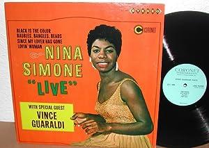 "Nina Simone ""Live"" [ LP Vinyl ]"