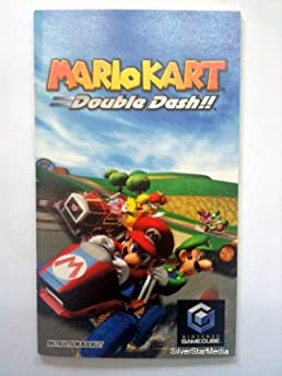 instruction booklet manual for mario kart double dash gamecube rh amazon com mario kart double dash manual pdf mario kart double dash manual download