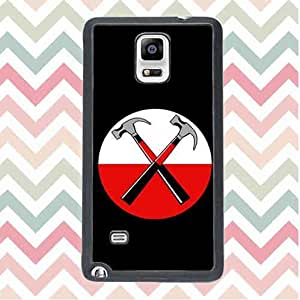 Pink Floyd Band Samsung Galaxy Note 4 Case Dust-Proof Phone Case [Movie Series]
