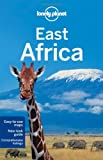 Front cover for the book Lonely Planet East Africa by Mary Fitzpatrick