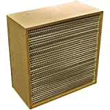 TheSafetyHouse High Capacity Wooden HEPA Filter 24 x 24 x 11.5