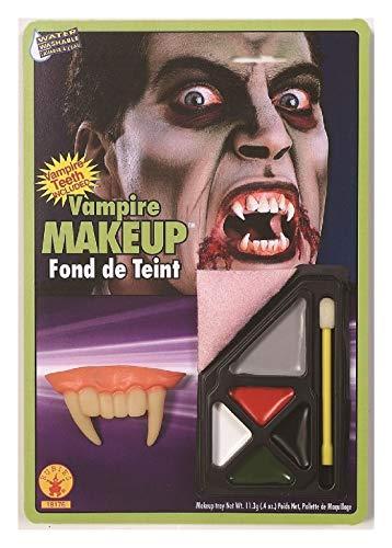 Ovedcray Costume series Vampire Makeup & Teeth -