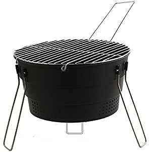 Pop Up Grill Barbecue portable télescopique 280 mm