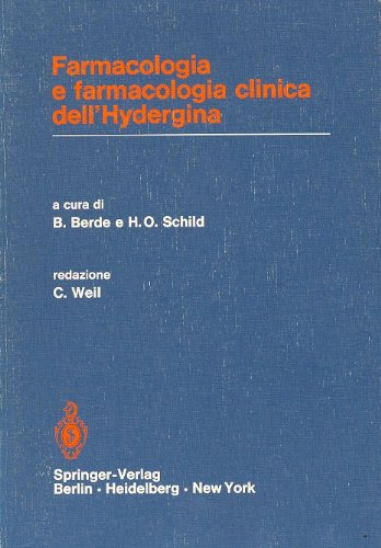 Farmacologia e farmacologia clinica dell'Hydergina