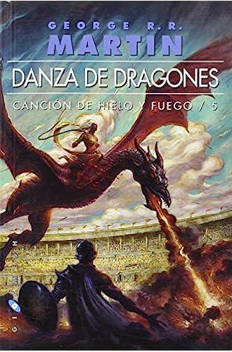 Danza De Dragones: Canción De Hielo Y Fuego/5