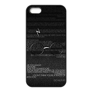 Super iPhone 5S Protective Case - Harry Potter Hardshell Carrying Case Cover for iPhone 5 / 5S