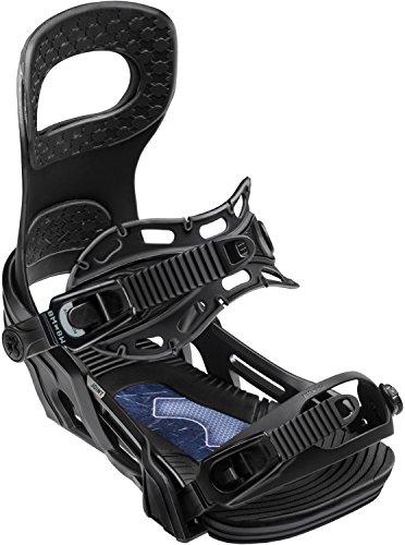 Bent Metal Joint Snowboard Bindings Black Mens Sz M/L (11+)