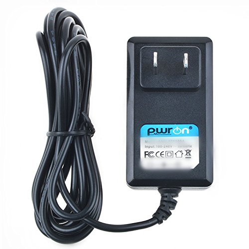 PwrON (6.6FT Cable) AC to DC Adapter for Akai E2 Headrush Delay Looper Pedal Power Supply Cord