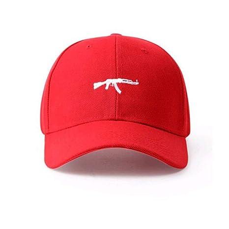 GMHBQM Gorra De Beisbol Assault Pistol Embroidery Baseball Cap ...