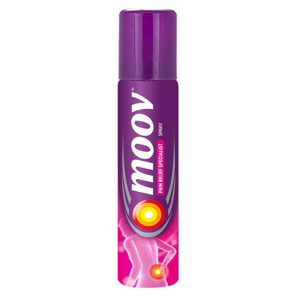 Moov Spray - 80 g: Amazon.in: ...