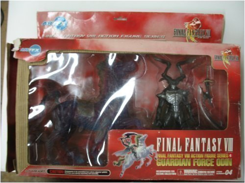 Final Fantasy VIII Action Figure Series 4 Gaurdian Force Odin