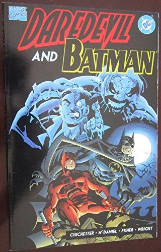 (Daredevil and Batman: Eye for an eye (Elseworlds) )