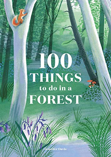 Book Cover: 100 Things to do in a Forest