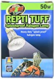 Zoo Med Turtles Heavy Duty Halogen Lamp Size: Small (0.28'' H x 0.21'' W x 0.21'' L)