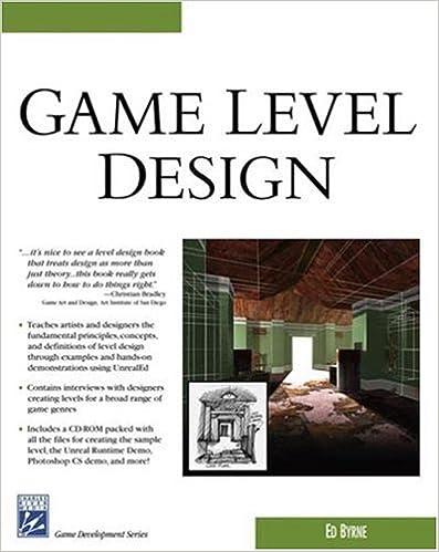 Game Level Design (Charles River Media Game Development): Ed Byrne ...