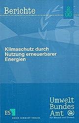 Klimaschutz durch Nutzung erneuerbarer Energien
