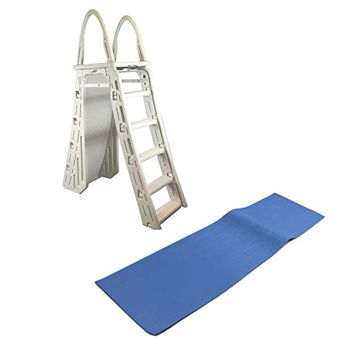 CONFER plásticos a-frame - 7200 suelo ajustable piscina roll-guard ...