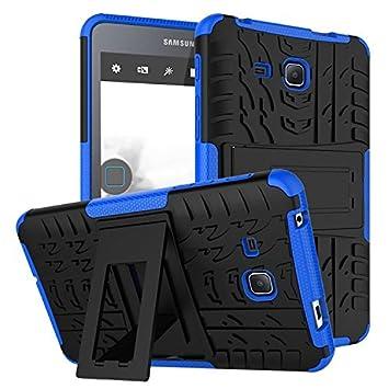 KATUMO Carcasa Transparent Tablet Compatible con Samsung Galaxy Tab A 7.0