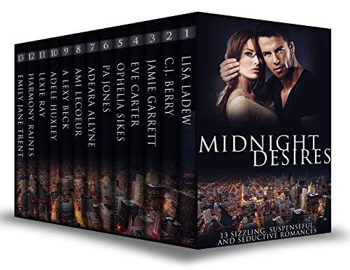 Midnight Desires: 13 Sizzling, Suspenseful, and Seductive Romances
