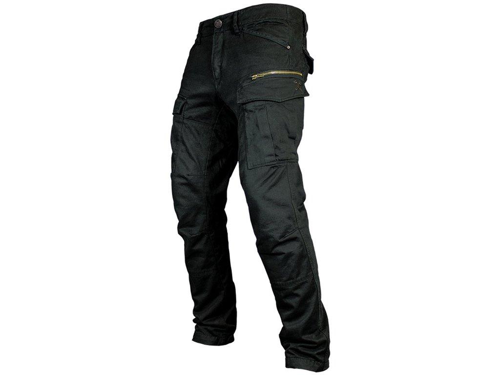 John Doe Motorrad Hose Pants Stroker Camouflage-W25-L32-XTM