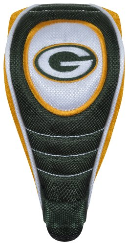 Green Golf Headcover Single - Team Effort Green Bay Packers Utility Headcover